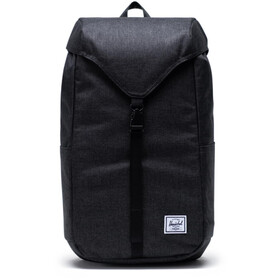 Herschel Thompson Selkäreppu 17l, black crosshatch